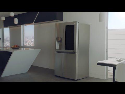 InstaView Door-in-Door™  /  Knock Twice, See Inside