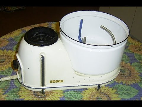 Alte Kuchenmaschine Bosch Hm Ka1 50 Er Old Kitchen Machine Vintage