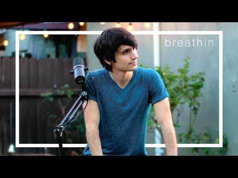Ariana Grande - breathin (Future Sunsets Cover) Mp3