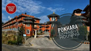 19.2 million(1crore 92lakhs) penthouse and first apartments flats in pokhara