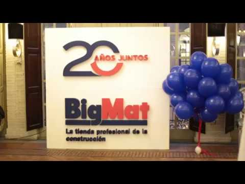 #BigMatDay - Fiesta XX Aniversario BigMat Iberia - Casino