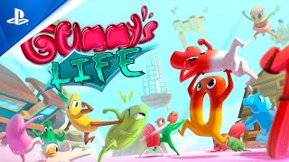 A Gummy's Life - Launch Trailer | PS5, PS4