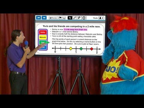YoJo tries computerized testing! Part 1:  PARCC simulation