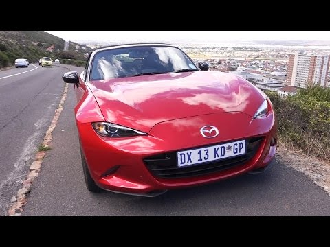 Mazda MX5 review - World car of the Year