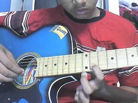 violin tune on guitar