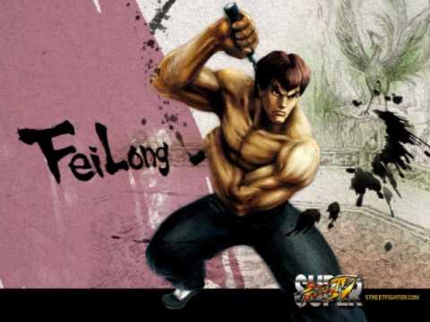 Super Street Fighter IV - Theme of Fei Long