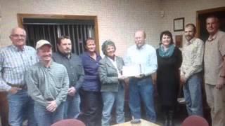 Grant County Sheriff Glenn Palmer tells Burns Oregon to Free the Hammonds