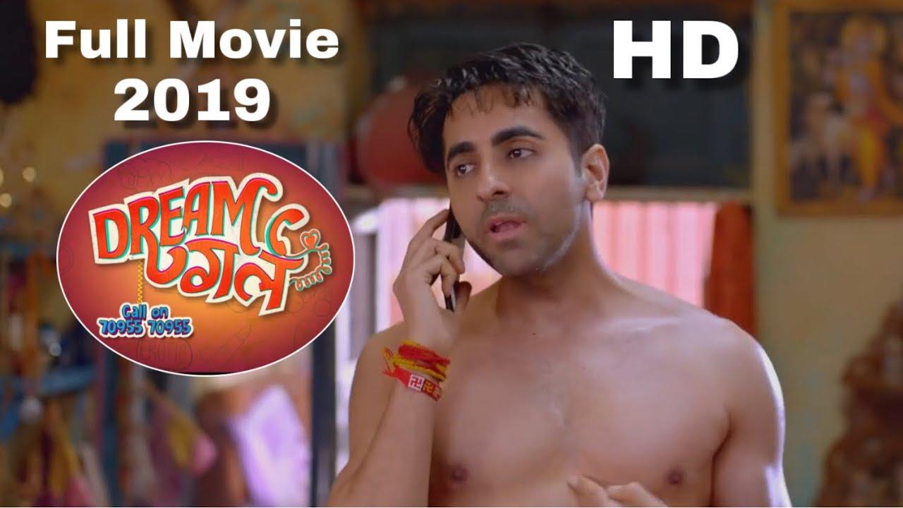 Download ड्रीम गर्ल  Dream Girl Ayushman Khurana, Nusrat Bharucha, Full Hindi Movie 2019 | promotional