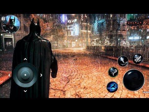 Top Mejores Juegos De BATMAN Para Android