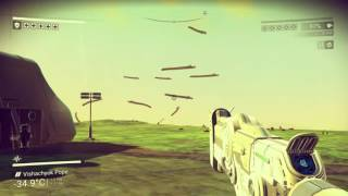 No Man's Sky - Giant Flying Space Worms