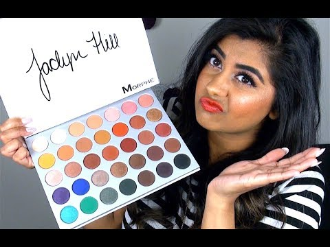 MORPHE x JACLYN HILL PALETTE: An Honest Review.