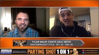 Undefeated Tyler Dolby talks BFL bantamweight title shot Nov. 18