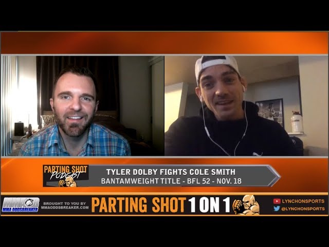 Undefeated Tyler Dolby talks BFL bantamweight title shot Nov. 18