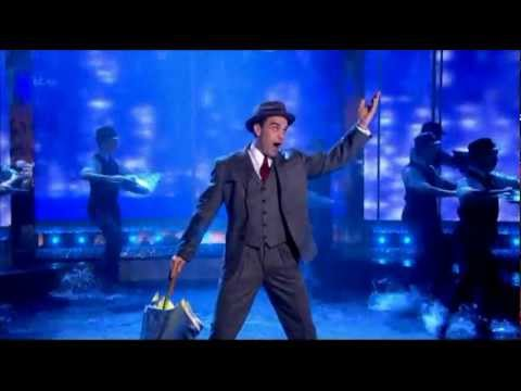 Robbie Williams - Singing in the Rain (Ant & Dec's Saturday Night Takeaway)