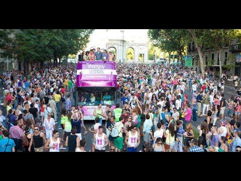 Самый масштабный гей-парад в Мире