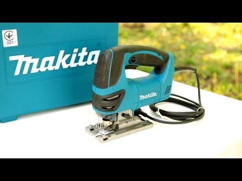 Лобзик MAKITA 4350CT - самый качественный лобзик на рынке