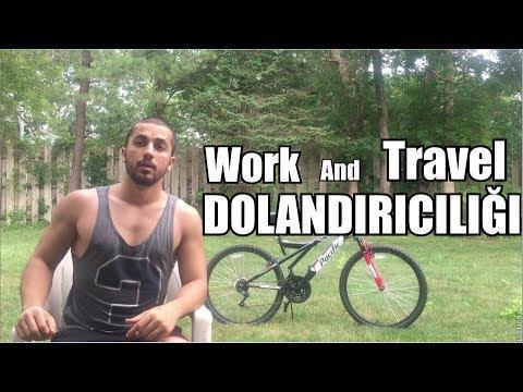 Work And Travel EZİYETTİR. l Wat Dolandırıcılığı cevap!