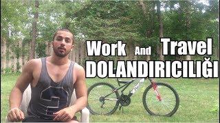 Work And Travel Dolandırıcılığı isimli (kaldırılmış) videoya ve bir...