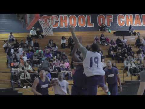 Whitney Young Basketball Game vs Simeon High School Alumni Hosted by Young Wayne00