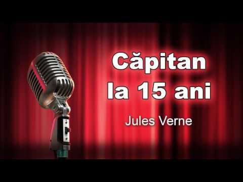 Jules Verne, Capitan la 15 ani, teatru radiofonic