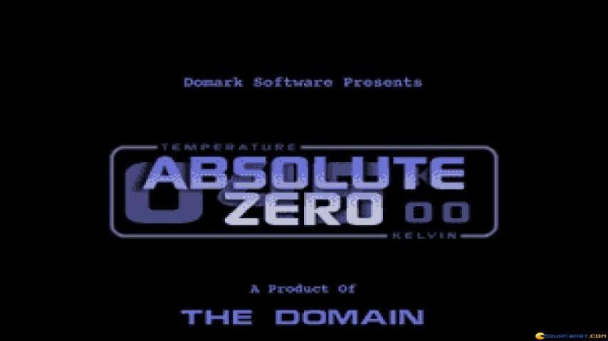 Absolute Zero Gameplay Pc Game 1995 Youtube