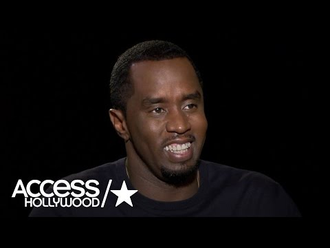 Sean 'Diddy' Combs Talks Beyoncé & JAY-Z's Twins & That Met Gala Pose | Access Hollywood