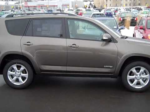 2010 Toyota Rav4 Cl Sport Limited Base Model Exterior Differences Jon Lancaster