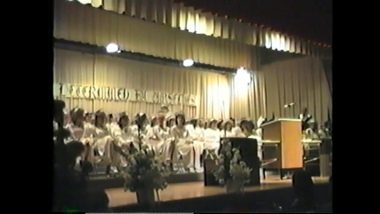 NCCS Graduation  6-27-86