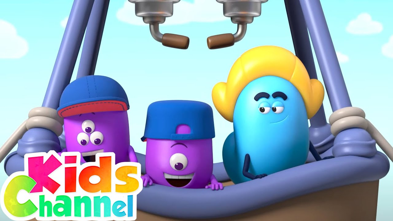 Libra : Hot Air Drama | Stories for Children | Astrolology Cartoon Videos from Kids Channel