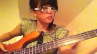 Bass cover - Beraksi