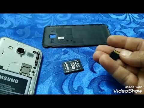 Reparation D Une Carte Sd Micro Sd Youtube