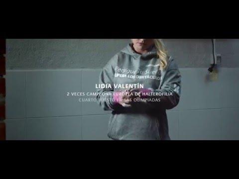Lidia Valentín, Bridgestone y Sideropolis