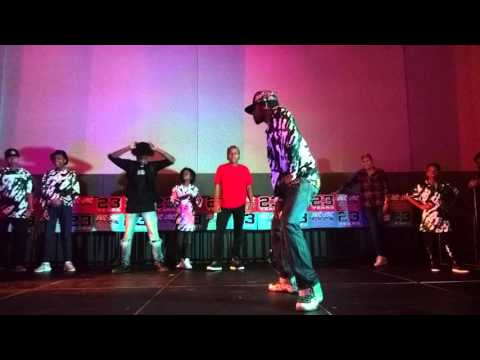 Hip Hop Expo 2016 Krump Battle!