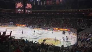 HC Sparta Praha goal horn 2016 live O2 Arena