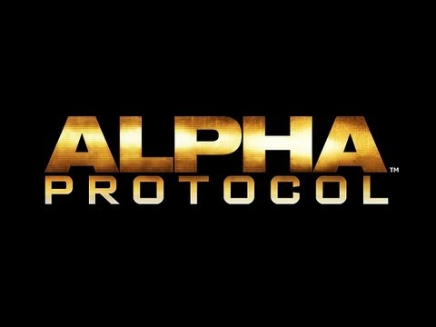 Let's Play Alpha Protocol - 01 (Welcome To The Protocol, We Got Huge TVs)