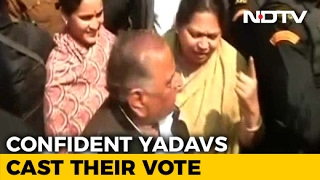 UP Elections: Yadav Citadels Vote In Third Phase