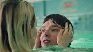 Sex Education | Otis and Maeve in the swimming pool 1x04 [HD]