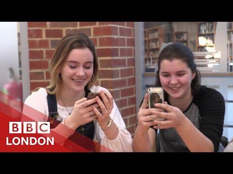 Why these teenagers follow their headteacher on social media - BBC London