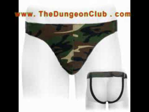 Jocks At The Dungeon Club - Fetish Clothing, Leather Clothing, Bondage Gear, And More...