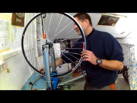 Centriranje točka - kako centrirati točak bicikla