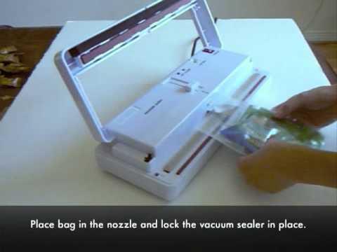 Sealer Sales SINBO DZ-280/2SD Vacuum Sealer
