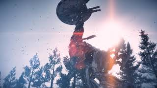 Horizon Zero Dawn: The Frozen Wilds - Tráiler de Paris Games Week | PS4