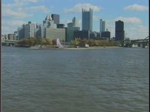 Boating upon the Three Rivers (clip 1)