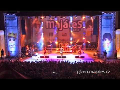 Plzeňský Majáles 2012 - Horkýže slíže - V piči na lehátku