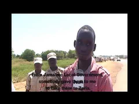 Nigeria Immigration Intercepts Child Trafficker In Abuja