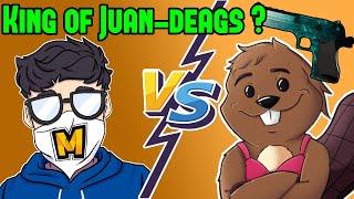 BikiniBodhi Challenging Marley for the Title of Juan-Deags | Creators Show Match - Rainbow Six Siege