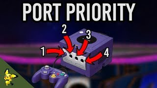 How Port Priority Can Affect Your Game - Super Smash Bros. Melee