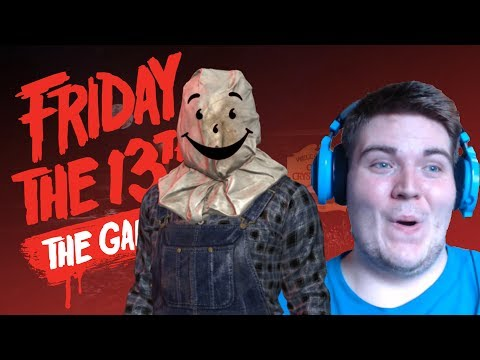 Escaping Kool-Aid Man   Friday the 13th The Game