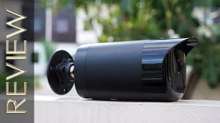 Is this the Smartest Home Security Camera? SimCam Alloy AI Outdoor Camera Review