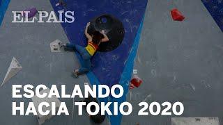 Escalando hacia Tokio 2020